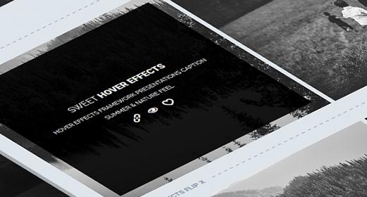 Insidelabdev Hover Effects Framework for Wordpress