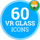 Virtual Reality VR Glass Icons - VideoHive Item for Sale