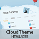 Cloud Template  - ThemeForest Item for Sale