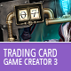Trading Card Game - Creator - vol.3 - GraphicRiver Item for Sale