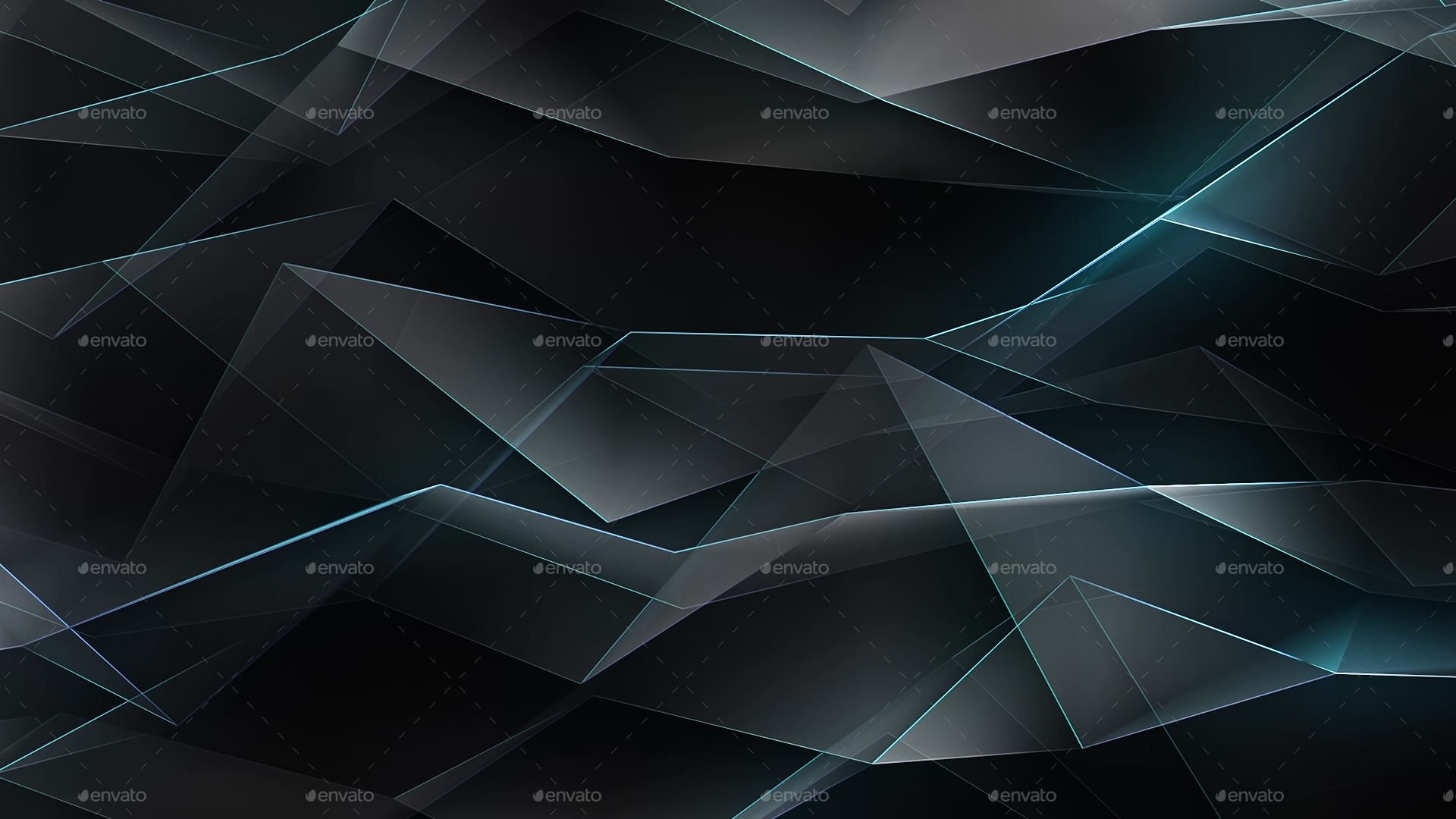 cinematic low poly tech background by mtzst graphicriver