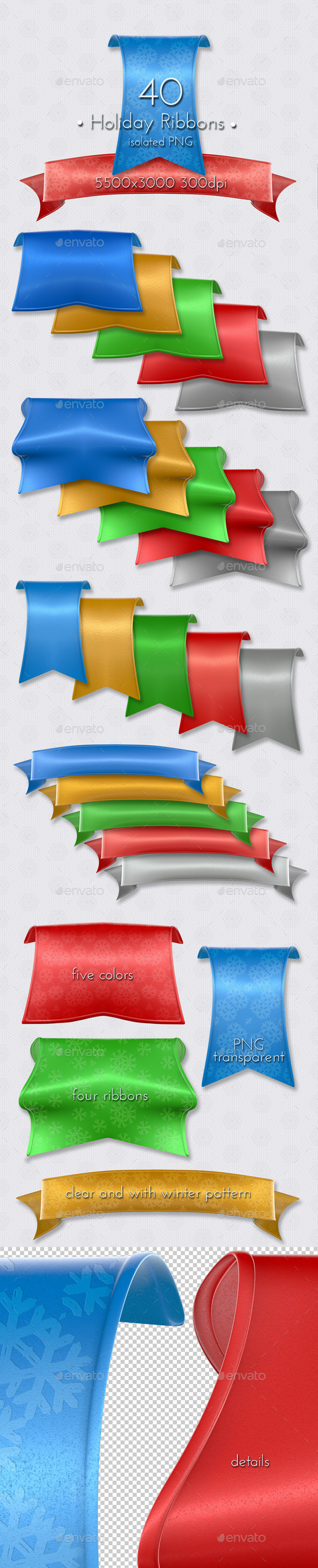 GraphicRiver Metal Ribbon 20936610