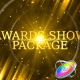 Awards Show Promo Pack - Apple Motion - VideoHive Item for Sale