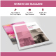 Women Side Magazine - GraphicRiver Item for Sale