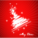 Stylized Christmas Tree design - GraphicRiver Item for Sale