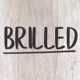 Brilled Font - Delicious Font