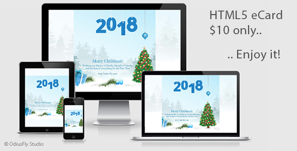 Source code              Merry Christmas & Happy New Year Card v1            nulled