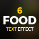 Food Text Effect Photoshop Action - GraphicRiver Item for Sale
