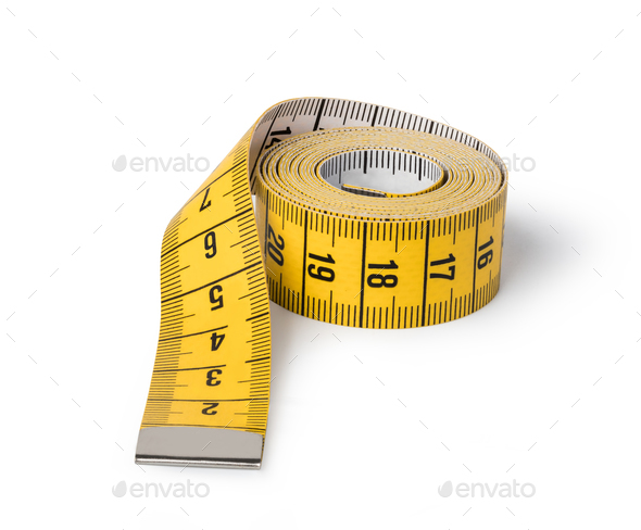 Measure tape - Stock Photo - Images
