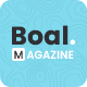 Boal - Newspaper Magazine News - ThemeForest Item for Sale