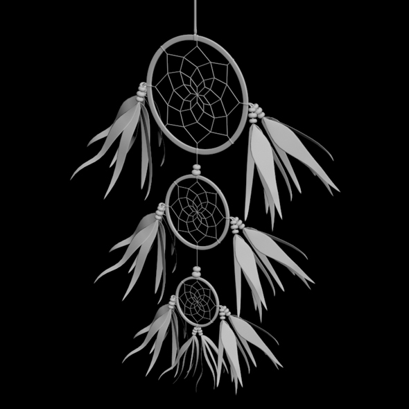 Dream Catcher - 3DOcean Item for Sale