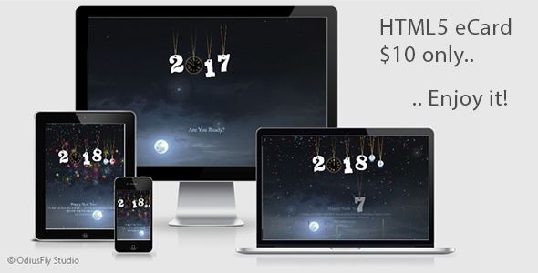 Source code              New Year Countdown Card v1            nulled