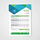 Invoice Template - GraphicRiver Item for Sale