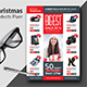 Christmas Product Flyer Templates