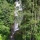 Aerial View of the River That Flows Down the Rocky Wooded Mountain in Adam's Peak in Sri Lanka - VideoHive Item for Sale