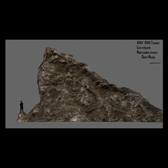 mountain 11 - 3DOcean Item for Sale