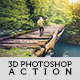 3D Photoshop Action - GraphicRiver Item for Sale