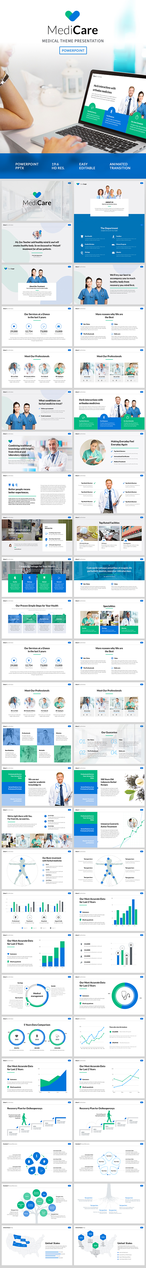 Medicare medical theme powerpoint template by slidehack graphicriver medicare medical theme powerpoint template powerpoint templates presentation templates toneelgroepblik