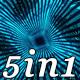 Energy String - VJ Loop Pack (5in1) - VideoHive Item for Sale