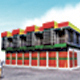 Ruko Building - 3DOcean Item for Sale