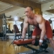 The Man Is at the Gym - VideoHive Item for Sale