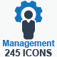 Business Management Icons - GraphicRiver Item for Sale