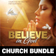Church CD DVD Covers Bundle
