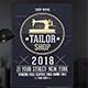 Tailor Shop Flyer Template