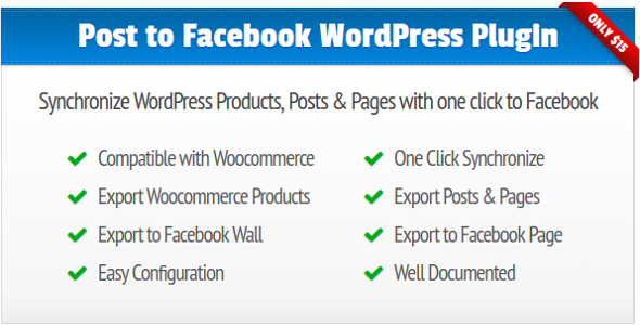 Download Source code              Post to Facebook Synchronize WordPress Posts, Pages and Products to your Facebook Wall and Page            nulled nulled version
