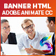 Business – INTERACTIVE USER, Multi purpose HTML5 Ad Banners