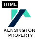 Kensington Property -  Agency and Single property HTML Template - ThemeForest Item for Sale