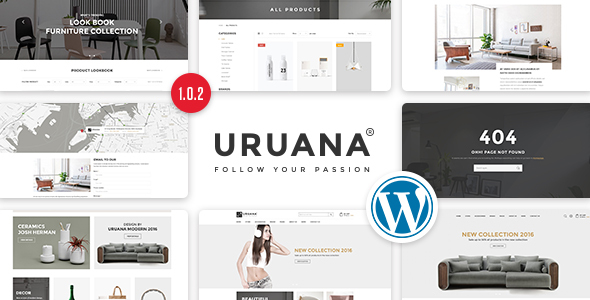 Uruana - Multi Store Responsive WordPress Theme - WooCommerce eCommerce