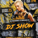 Dj Show Poster - GraphicRiver Item for Sale