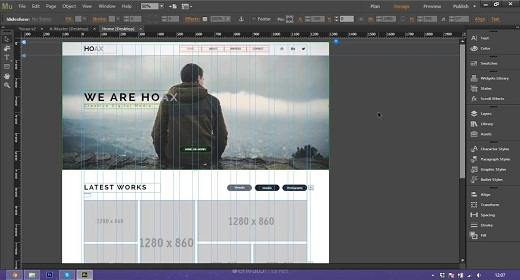 Adobe Muse Templates