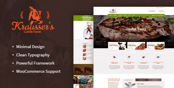 19+ Best Farming WordPress Themes of 2019 11
