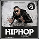 Hip Hop Legacy Flyer Template - GraphicRiver Item for Sale