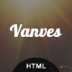 Vanves - Multipurpose Responsive Template - ThemeForest Item for Sale