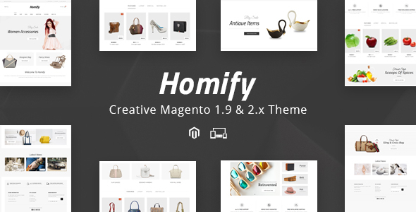Download Homify - Responsive Magento 1 & 2 Theme            nulled nulled version