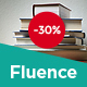 Fluence - Books Store Responsive Magento Theme - ThemeForest Item for Sale