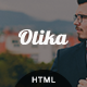 Olika - One Page Personal Template - ThemeForest Item for Sale