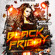 Black Friday Party Flyer
