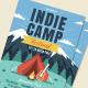 Indie Camp Flyer