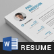 Download Clean Resume/CV from GraphicRiver