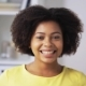 Happy African American Young Woman Face at Home 64 - VideoHive Item for Sale