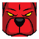 Hellhound Head Vector