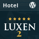 Luxen - Premium Hotel & Booking WordPress Theme