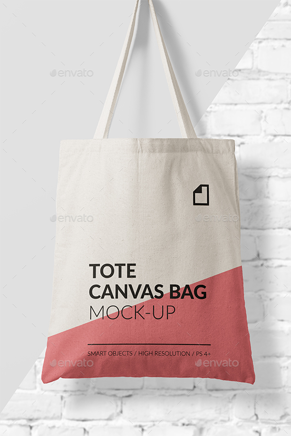 tote bag mock up