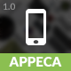 Appeca | The Ultimate Mobile Template - ThemeForest Item for Sale
