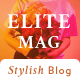 Elitemag - Stylish WordPress Blog and Magazine Theme - ThemeForest Item for Sale