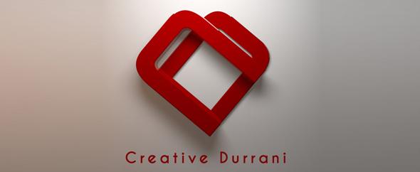Cd logo by shoaib3d d9difpl